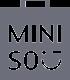 Miniso-LOGO grey
